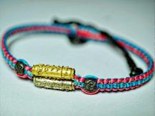 Amulet Bracelet Super Charm Takrud Thai Charm Magic Luck Talisman Attractive