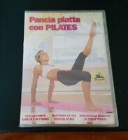 Mari Winsor ** PANCIA PIATTA con PILATES : DVD ** durata 80 minuti ( Nuovo )