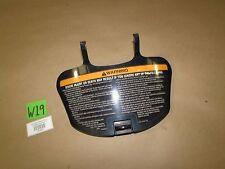 Yamaha Glove Box Storage Compartment Lid Cover Hatch Green XL1200 XL760 98 99
