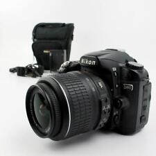 Nikon D80 DSLR Camera with 18-55 VR Lens