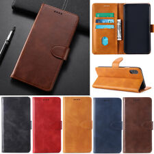 Retro Wallet Leather Flip Case Cover For UMIDIGI Power 3 A3S F2 S5 A7 A5 Pro A3X