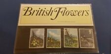 British Flowers Presentation Stamps 1979.