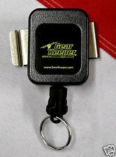 Gear Keeper key retractor medium force rotates 360degrees nylon line RT4-5851