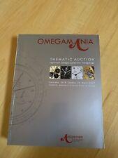 Livre Book Omega omegamania