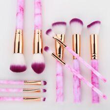 FLD5/15Pcs Makeup Brushes Tool Set Cosmetic Powder Eye Shadow Foundation Blush