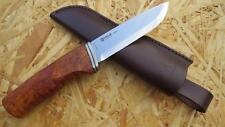 Helle 160411 Jagd-/outdoormesser Alden SANDVIK 12c27 Rostfrei Birk
