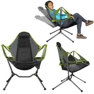 Nemo Stargaze Style Recliner Luxury Camp Chair Sedona Aluminium Alloy Camping