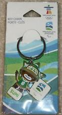 VANCOUVER 2010 MASCOT SUMI WINTER PARALYMPIC GAMES OFFICIAL KEYCHAIN