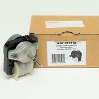 Refrigerator Freezer Evaporator Fan Motor for Whirlpool Maytag W10128551