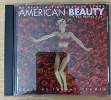 American Beauty [Original Motion Picture Score] by Thomas Newman Cd Music
