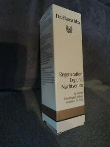 Dr. Hauschka, Regeneration Tag und Nachtserum, 30 ml, Neu