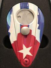 Xikar Xi2 Flag Series Cuba Flag Cigar Cutter - New