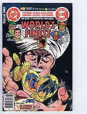 World's Finest #268 DC Pub 1981