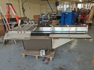Rosback Auto-Stitcher machine