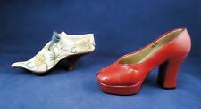 Brocade Court 25002 And Ravishing Red 25001 Just The Right Shoe -o6