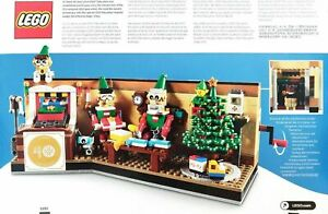 LEGO 4002020 - Employee Christmas Gift 2020 - PDF Instructions *ONLY*