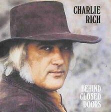 Behind Closed Doors [Bonus Tracks] [Remaster] by Charlie Rich (CD, Mar-2008, Sbme Special Mkts.)