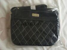 Stylish Ted Lapidus black cross body messenger  bag  (NEW)