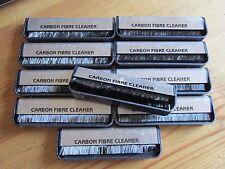 10 Cepillo de Carbono nos sin usar almacén encontrar metal está rayado en todos los vinilos