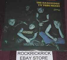 THE RADIATORS FROM SPACE ‎– TV TUBE HEART -13 TRACK RARE CD- Chiswick-CDWIKM 251