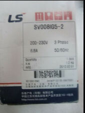 1pcs NEW LS LG inverter SV008iG5-2 0.75KW 220V