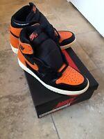 Nike Air Jordan 1 Retro High OG Shattered Backboard 3.0 (555088 028) Size 8.5