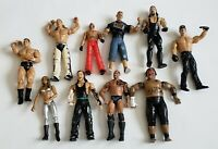 Lot Of Jakks Pacific WWE WWF 10 Wrestling Action Figures All Different