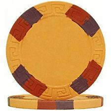 Fichas Real Clay ProGen 80 Naranja blísters 25 pz