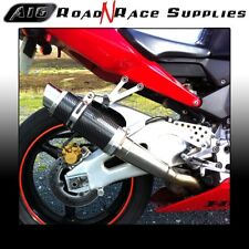 Honda CBR900 954 FIREBLADE 2002-2004 A16 CARBON MOTO GP EXHAUST with BAFFLE  p/o