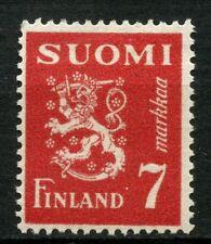 Finlandia 1947-52 SG # 430, 7M Carmine definitivo MH # 31785