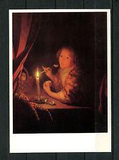 G. Schalcken - Bildnis eines jungen Mädchens bei Kerzenlicht  (K18)