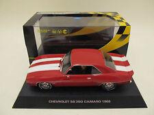 SCALEXTRIC C2573 1969 Chevrolet Camaro SS 350 STREET CAR w/Lights 1:32 Slot Car
