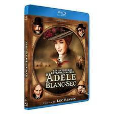 Blu Ray : Les aventures extraordinaires d'Adele Blanc sec - Luc Besson - NEUF