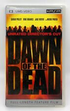Dawn of the Dead - PSP Movie 2004 - UMD