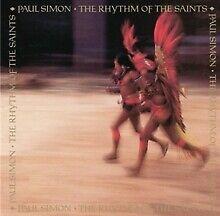 Paul Simon The Rhythm of the Saints 4 Extra Tracks Remastered CD NEW