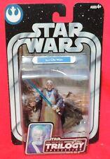Figurine Star Wars TRILOGY. Spirit Obi-Wan. Hasbro 2004. ETAT NEUF sous blister