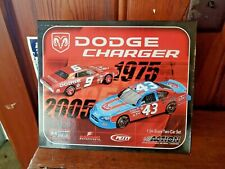 ACTION 1/24 TWO CAR SET 1975 & 2005 DODGE CHARGER