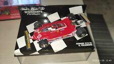 Formel 1 1:43 Ferrari  312T4 Villeneuve Minichamps Ovp Pma