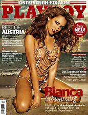 Playboy ÖSTERREICH April/04/2012  **BIANCA SCHWARZJIRG, ANNA SOPHIE REPNIK**