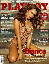 Playboy ÖSTERREICH-EDITION April/04/2012 BIANCA SCHWARZJIRG, ANNA SOPHIE REPNIK