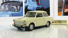 Scale car 1:43, Trabant P601