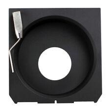 Linhof 21mm Copal #0 Recessed Lens Board Technika Wista Shen Hao Ebony Tachihara