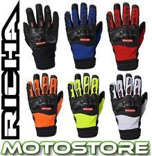 Richa Knuckles Goatskin Exact Motorcycle Gloves