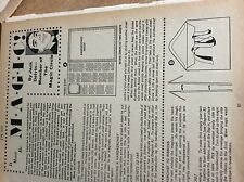 q2-a ephemera 1970 article jack devlin magic circle