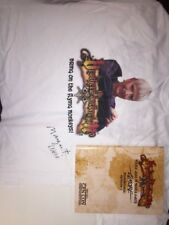 Gencon The Brothers Barbarian Storyboard Tee Shirt Margaret Weis