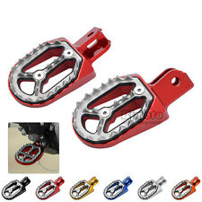 CNC Motorcycle Foot Pegs Rest Pedal Footpegs For Honda CRF230 L 03-09 F 05-15