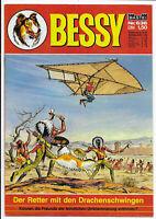 Bessy Nr.636 von 1979 - TOP Z1 ORIGINAL ERSTAUFLAGE BASTEI Willy Vandersteen