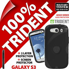 2 x Trident Aegis Protective Heavy Duty Hard Case Rugged for Samsung Galaxy S3