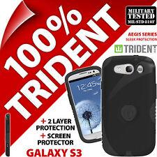 Nouveau Trident Aegis Protection heavy duty robuste de cas dur pour Samsung Galaxy S3