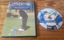 Mark McCumber: Playing Competitive Golf (DVD, Game Improvement Series) PGA